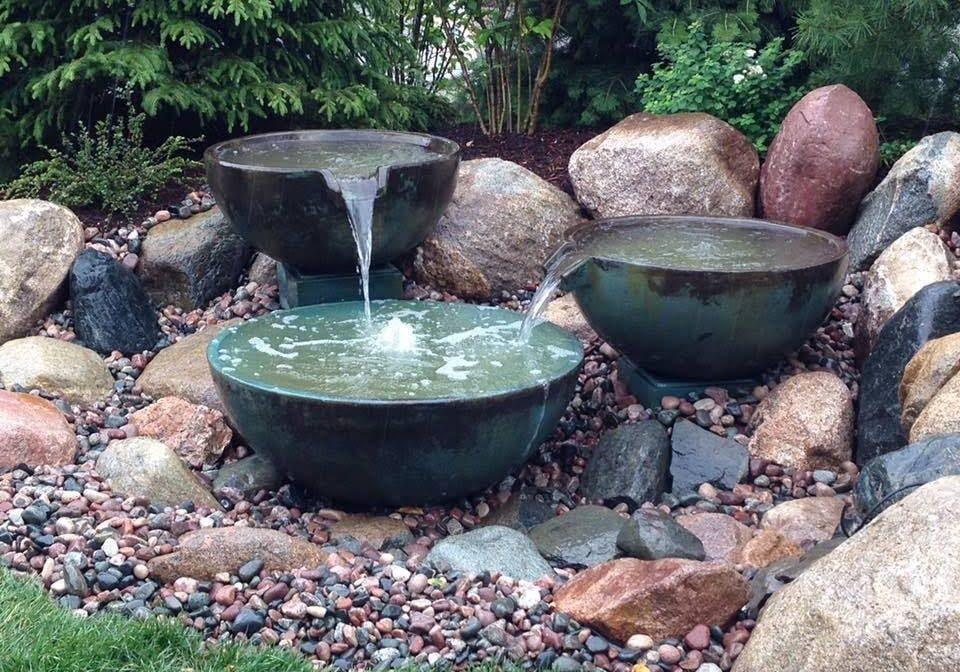 flowing basin